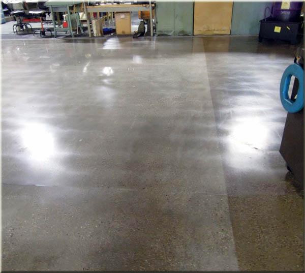 Liquid Hardener Floor : Liquid concrete floor hardener sealer and densifier
